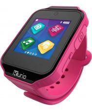 Kurio C16501 Kids roze hars touch screen slimme horloge