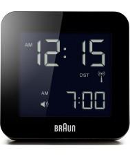 Braun BNC009BK-RC Global radiogestuurde wekker - zwart