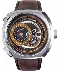 Sevenfriday Q2-01 Industriële revolutie horloge