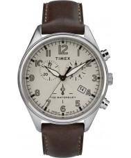 Timex TW2R88200 Heren waterbury horloge