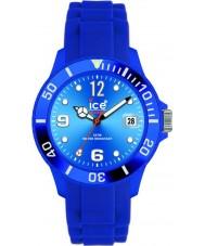 Ice-Watch 000125 Sili blauwe kleine silicium horloge