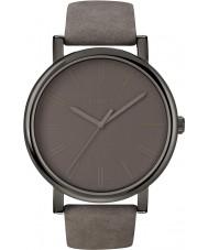 Timex T2N795 Mens alle grijze klassieke ronde horloge