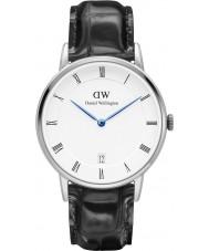 Daniel Wellington DW00100117 Dapper 34mm lezen zilveren horloge
