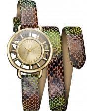 Vivienne Westwood VV055GDSN Dames tate wrap horloge