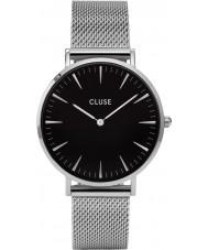 Cluse CL18106 Ladies La Boheme mesh horloge
