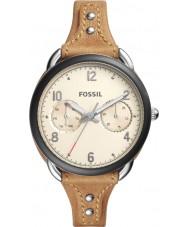 Fossil ES4175 Dames tailor horloge