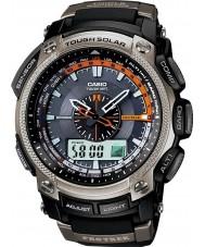 Casio PRW-5000-1ER Mens pro trek triple sensor Tough Solar horloge