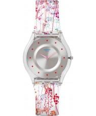 Swatch SFE102 Ladies huid - jardin fleuri horloge