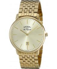 Rotary GB90052-03 Mens les originales Kensington horloge