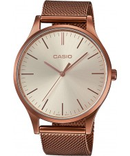 Casio LTP-E140R-9AEF Dames collectie horloge