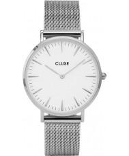 Cluse CL18105 Ladies La Boheme mesh horloge