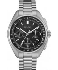 Bulova 96B258 Mens lunar piloot chronograaf horloge