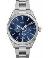 Timex TW2P96900 Mens chesapeake zilveren stalen armband horloge