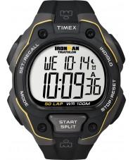 Timex T5K494 Mens ironman klassieke zwart kunststof band horloge