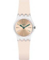Swatch LK372 Ladies quadretten horloge