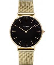 Cluse CL18110 Ladies La Boheme mesh horloge