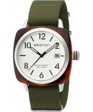 Briston 16240-SA-T-2-NGA Clubmaster klassiek horloge