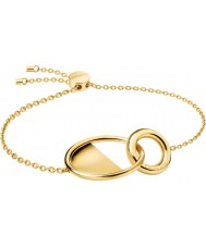Calvin Klein KJ8GJB100100 Dames gesloten armband