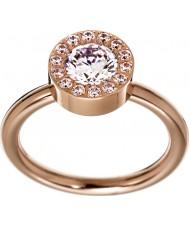Edblad 83275 Ladies thassos rose goud verguld ring - size q (l)