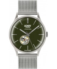 Henry London HL42-AM-0283 Mens erfgoed horloge