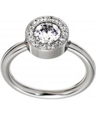 Edblad 83279 Ladies thassos stalen ring - size p (m)