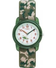 Timex T78141 Kids camouflage horloge