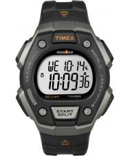 Timex T5K821 Mens ironman klassieke zwart kunststof band horloge