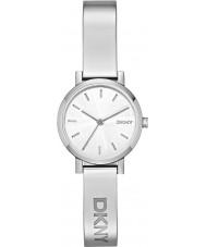 DKNY NY2306 Ladies soho zilveren horloge