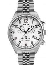 Timex TW2R88500 Heren waterbury horloge