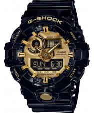 Casio GA-710GB-1AER Heren g-shock horloge