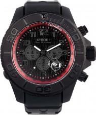 Kyboe ST-48-001-15 Stealth-horloge