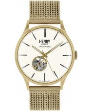 Henry London HL42-AM-0284 Mens erfgoed horloge
