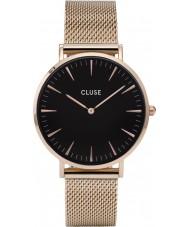 Cluse CL18113 Ladies La Boheme mesh horloge