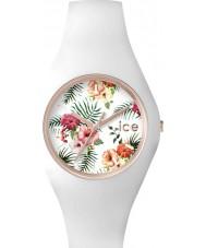 Ice-Watch 001295 Dames ijs bloem horloge