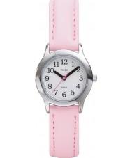 Timex T79081 Kids wit roze mijn eerste horloge