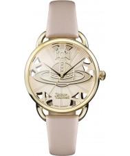 Vivienne Westwood VV163BGPK Dames leadenhall horloge