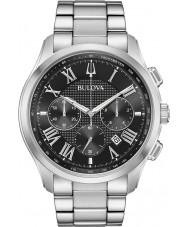 Bulova 96B288 Heren klassiek horloge