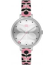Orla Kiely OK2173 Dames klimop horloge