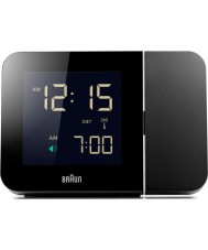 Braun BNC015BK-RC Zwarte digitale klok