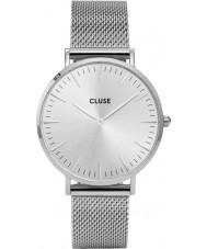 Cluse CL18114 Ladies La Boheme mesh horloge