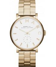 Marc Jacobs MBM3243 Ladies bakker vergulde horloge