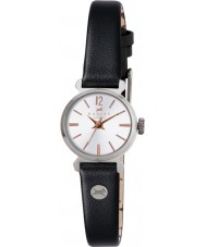 Radley RY2107 Ladies vintage zwart lederen band horloge