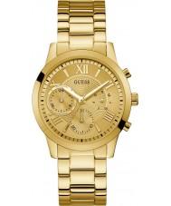 Guess W1070L2 Dames zonnehorloge