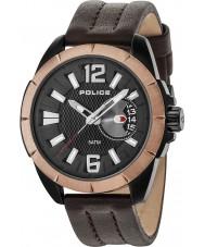 Police 15240JSBBN-02 Mens kruik horloge