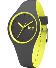 Ice-Watch 001486 Ice duo antraciet siliconen band horloge