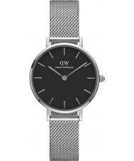 Daniel Wellington DW00100218 Dames klassieke petite sterling 28mm horloge
