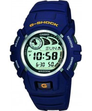 Casio G-2900F-2VER Mens G-SHOCK e-databank blue watch