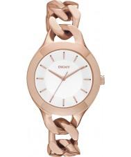 DKNY NY2218 Ladies Chambers nam gouden horloge