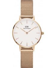 Daniel Wellington DW00100219 Dames klassieke petite melrose 28mm horloge