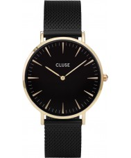 Cluse CL18117 Ladies La Boheme mesh horloge